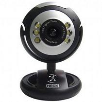 Webcam 16 Mp Microfone Usb Alta Definição Noturno