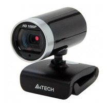 Webcam A4 Tech 16mp Full Hd 1080p C/ Microfone - Pk-910h