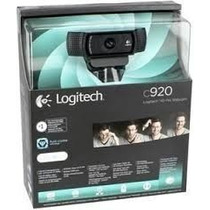Webcam Logitech Hd Pro C920 Fullhd 1080p, Foto 15mp