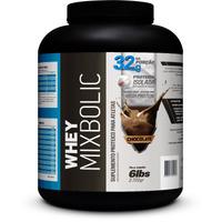 Whey Mix Bolic 6lbs (2,722kg) - Sportsnutrition