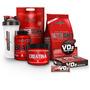 Super Kit Suplementos Massa Muscular Total - Integralmédica