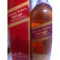 Whisky Red Label 43% Raro