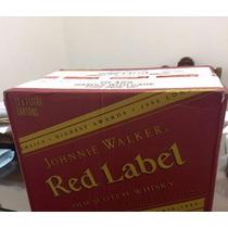 Caixa De Red Label Leia O Anuncio Antes De Comprar