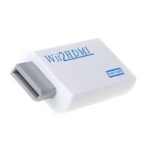 Wii2hdmi Adaptador Conversor Hdmi P/ Wii Full Hd - Retire Rj