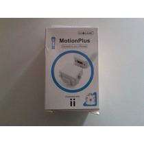Motionplus Para Wii Remote Preto