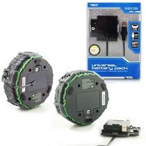 Universal Battery Pack Para Portal Do Poders Skylanders Wii