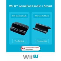 Base Carregadora Para Wii U Pad Do Nintendo Wii U Frete 5,00