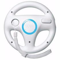 Volante De Wii Mario Kart Nintendo Seminovo Original