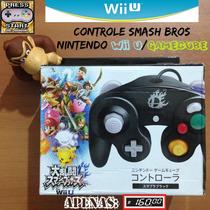 Controle Smash Bros Nintendo Wii U / Gamecube (novo)