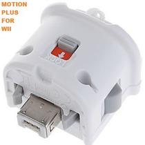 Kit C/2 Wii Motion Plus S/ Capa No Brasil   Nintendo  