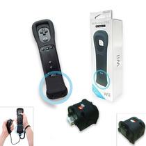 Wii Motion Plus + Capa Case De Silicone P/ Controle Nintendo