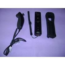 Wii Remote Motion Plus Embutido -nunchuk - Capa E Alça