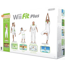 Wii Fit Plus - Wii - Novo Balance Board - Original Sem Jogo
