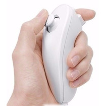 Controle Nunchuck Para Nintendo Wii Branco