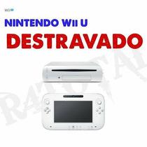 Destrave Modo Wii No Wii U