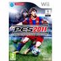 Manual Instruções Jogo Pes 2011 Nintendo Wii Usado