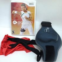 Kit Active Personal Trainer (jogo+acessórios) Nintendo Wii