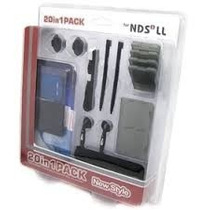 Newstyle Pacote 20-in-1 Para Ndsill - Wii Kit Acessórios