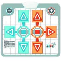 Tapete Dança De Exercícios P/ Nintendo Wii