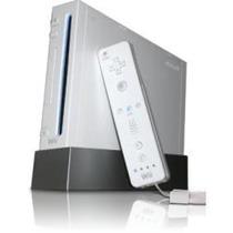 Nintendo Wii Destravado Com Sensor Bar E Com Wii Remote E Nu