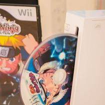 Nitendo Wii Console Desbloqueado Completo