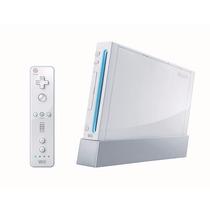 Nintendo Wii Branco Novo Na Caixa Pronta Entrega