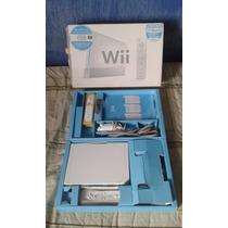 Nintendo Wii Destravado - Leia A Descrição