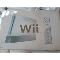 Nintendo Wii Pouco Usado! Aceito Trocas!
