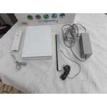 Wii Branco Completo (desbloqueado Para Pendrive Ou Hd)