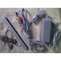 Nintendo Wii Semi Completo Desbloqueado 100% Funcionando