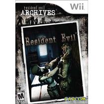Resident Evil Archives: Resident - Nintendo Wii