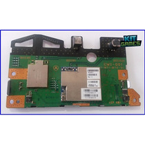 Placa Wi-fi Boad Cwi-001 Para Ps3 Fat - Sem Flat