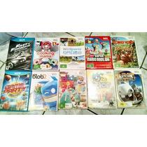 Jogos Wii Pal Original