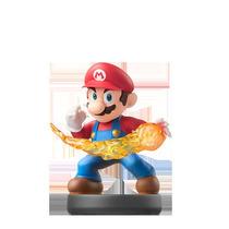 Amiibo Super Smash Bros Mario - Wii U