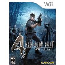 Resident Evil 4 Americano Completo Wii