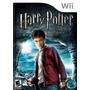 Harry Potter And The Half-blood Prince (semi-novo) - Wii