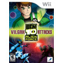 Ben 10 Alien Force: Vilgax Attacks (semi-novo) - Wii