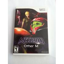 Jogo Original Metroid Other M Nintendo Wii