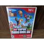 New Super Mario Bros Wii Original Frete Gratis