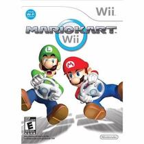 Mario Kart - Nintendo Wii Usado
