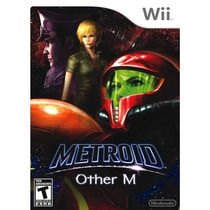 Metroid Other M - Wii - Usado