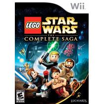 Lego Star Wars The Complete Saga Para Nintendo Wii