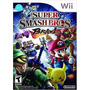 Super Smash Bros Brawl Nintendo Wii - Americano Novo