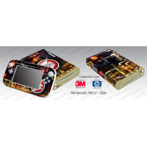 Capa Skin Nintendo Wii U Adesivo Adesivo Super Metroid #24