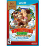Donkey Kong Country Tropical Freeze Wiiu + Diddy Kong Amiibo