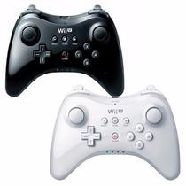 Controle Joystick Nintendo Wii U Pro Controller - Original