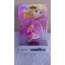 Nintendo - Amiibo Peach - Frete Gratis Para Todo Brasil