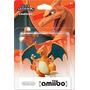 Amiibo Charizard Nintendo Novo Lacrado Wii U E-sedex 6,07