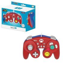Controle Nintendo Wii U Mario Game Cube