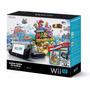Wii U Deluxe 32gb Nintendo Completo + 2 Jogos Mario E Luigi